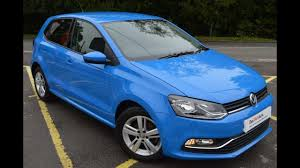 volkswagen polo 1 2 tsi match 90ps 5dr manual mayan blue for