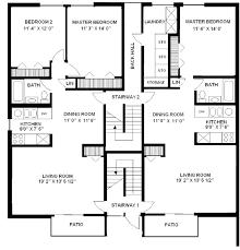 floor plans for units best 12 unit apartment building plans contemporary interior design