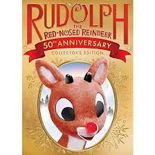 rudolph red nosed reindeer 50th anniversary dvd video target