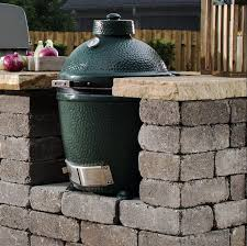 Big Green Egg Table Cover Outdoor Living By Belgard Ideas Tips U0026 How To U0027s For Outdoor