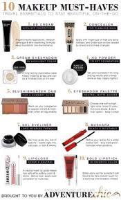 Makeup Basics 10 Must Makeup by The Makeup Items Every Needs To Add To Kit Makeup