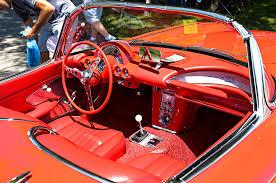 Custom Corvette Interior 2016 Bloomington Gold 1953 To 1962 Corvettes Rod Network