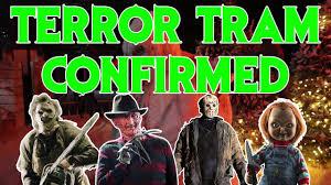halloween horror nights 2017 rumors halloween horror nights 2017 terror tram confirmed youtube