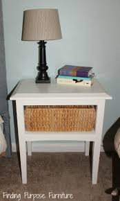 nightstand dazzling img refinished nightstand refined vintage