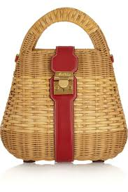 121 best basket handbags and purses images on pinterest wicker