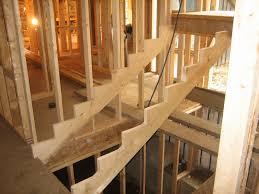 2 Step Stair Stringer by Easy Stair Stringers Ideas Latest Door U0026 Stair Design