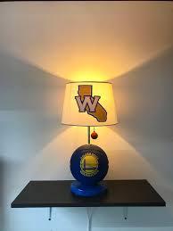 Night Light Kids Room by Golden State Warriors Lamp Nba Light Basketball Light Nba