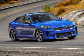 2018 kia stinger price list reveals base model starts at 31 900
