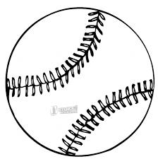 baseball and bat coloring pages kids baseball printable