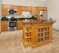 premade kitchen island decor tips stainless steel appliances and oak kitchen cabinets
