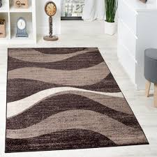 Wohnzimmer Bild Modern Design Carpet Modern Short Pile Corrugated Carpet Mottled In Brown