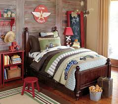 bedroom chic pagoda bed in white by pottery barn teens on wooden