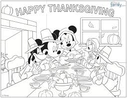 thanksgiving coloring pages print printable coloring pages