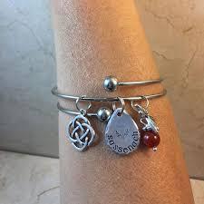 bead bangle bracelet images Sassenach bangle bracelet with dragonfly and amber bead celtic jpg