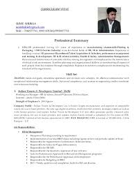 Web Developer Sample Resume by Resume Sunil Shukla