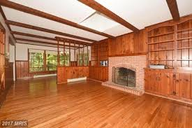 change an awful knotty pine family room plus eating area