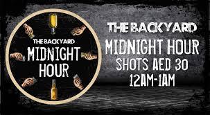 Backyard Bar And Grill Menu by The Backyard Dubai Bar Location And Contact