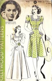 994 best 1940s sewing patterns images on pinterest 1940s
