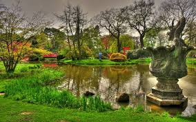 Beauty Garden by Lush Greenery Pictures Beautiful Gardens Wonderwordz