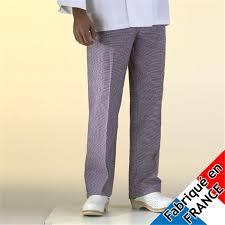 pantalon cuisine homme pantalon de cuisinier homme 700 pantalon de cuisinier cuisine
