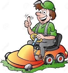 riding lawn mower stock photos royalty free riding lawn mower