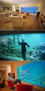 man builds largest home reef aquarium can hold 30 000 liters of