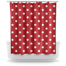Black Polka Dot Curtains And Black Polka Dot Curtain For Shower Useful Reviews Of