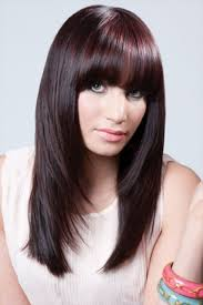 shoulder length layered longer in front hairstyle front fringe hairstyles jpg hair styles pinterest haircuts