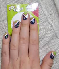 nail stickers furry fury nail art