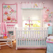 Nursery Bed Set by Love Birds Collection