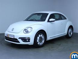 volkswagen beetle white 2016 used volkswagen beetle white for sale motors co uk