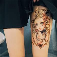 tattoo on leg for women online get cheap women tattoo leg aliexpress com alibaba group