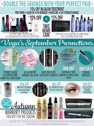 voga salon coupons deals offers u0026 promotions