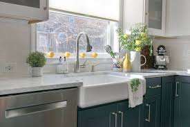 gray kitchen cabinets with white marble countertops 6 secrets about carrara marble counters you never knew