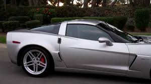 2005 corvette z06 for sale sold c6 2006 silver corvette z06 for 4 sale by corvette mike