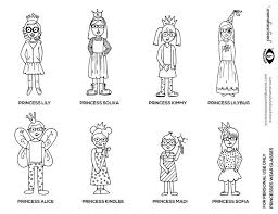 10 coloring pages images kids wear happy