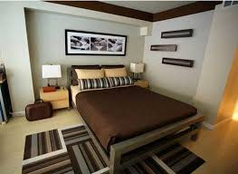 Small Modern Bedroom  Space Savvy Ideas For The Small Modern - Small modern bedroom designs