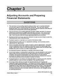 fap chapter 3 solution manual debits and credits accrual