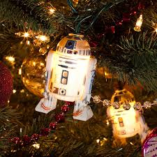 wars christmas decorations wars lights thinkgeek