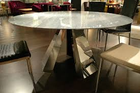 White Marble Dining Table Dining Room Furniture Dining Tables Glamorous Marble Round Dining Table Marble Dining