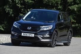 honda cr v black edition 2016 review auto express