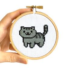 freebie neko atsume cross stitch patterns oh plesiosaur