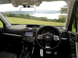 2012 Subaru Forester Interior Subaru Forester 2014 Pictures Information U0026 Specs