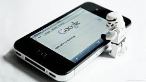 1920x1080 stormtrooper googling side for dummies wallpaper