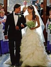 versace wedding dresses oscar winning wedding dresses