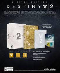 a complete guide to destiny 2 u0027s preorder bonuses ign