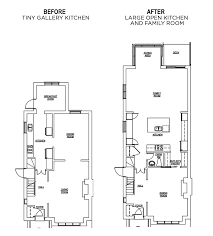 home layout how a home layout was rejigged to create a spacious kitchen