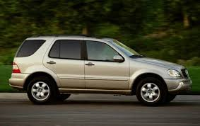 mercedes m class reliability used 2004 mercedes m class for sale pricing features