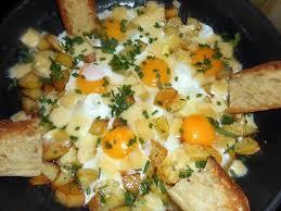 savoyard cuisine recette d oeufs au plat savoyard