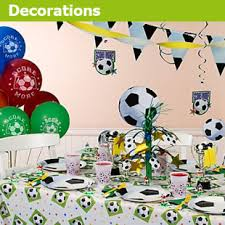 soccer party supplies soccer party decoration ideas soccer birthday party decoration ideas